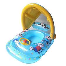 siege enfant gonflable été bouée bébé enfant gonflable siège parasol baignoire sécurité