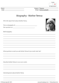 biography for mother biography mother teresa primaryleap co uk