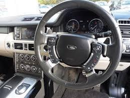 range rover steering wheel 2012 land rover range rover tdv8 westminster 29 980