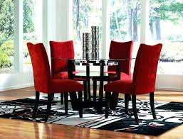 Modern Dining Room Table Set Red Modern Dining Chairs Buy It A Style Upholstered Dining Chair
