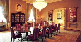 Royal Dining Room by The Royal Palace Interior The King And Queen U0027s Private Dining