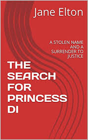 free book today the search for princess di a stolen name and a