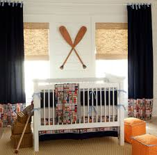 Nautical Baby Crib Bedding Sets Nautical Nursery Design Modernmom