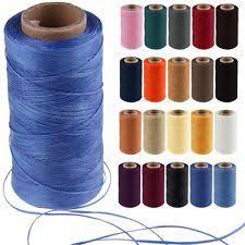 Upholstery Thread Waxed Sewing Thread Ebay