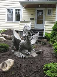 lawn ornaments thechive