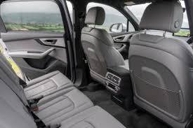 audi q7 6 seat configuration audi q7 review auto express