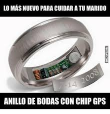Gps Wedding Ring by Search Chip Memes On Me Me