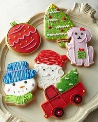 decorated christmas cookies decorated christmas cookies neiman