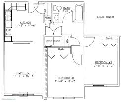 two bedroom two bath house plans 1 bed 1 bath house plans jijibinieixxi info