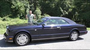 1997 bentley azure the 2007 bentley azure has lost 300 000 in value over 10 years