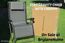 Canopy On Sale by Zero Gravity Chairs With Pillow And Canopy Review Sale At
