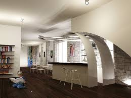 interior mesmerizing living room schemes ladder style home bar