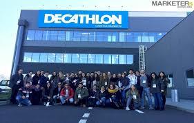 decathlon si e un giorno in azienda la logistica decathlon this marketers