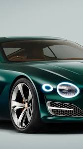 green bentley a beautiful green bentley exp 10 speed 6 wallpaper download 1080x1920