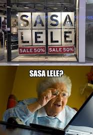 Meme Grandma French - i m just as confused as grandma speak french sale sale and