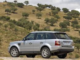 land rover brown land rover range rover sport i 3 6d at 4wd techniniai bei