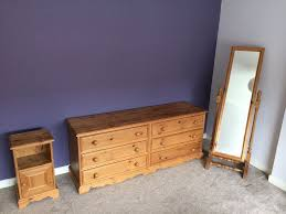4 Piece Bedroom Furniture Sets Solid Pine 4 Piece Bedroom Furniture Set In Sale Manchester