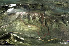 Montana Weather Map by Mount Lafayette Hike