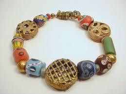 metal beads bracelet images 25 best big small african metal beads images jpg