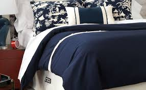 Navy Blue Bedding Set by Bedding Set White And Navy Bedding Dazzling White And Navy Blue