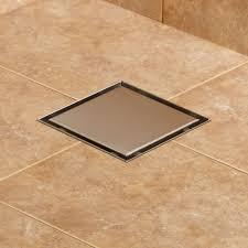 Bathroom Shower Drains Ortiz Square Shower Drain Bathroom