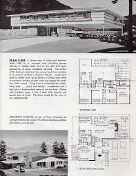 Mid Century Modern House Plan 6137 Best Houses Floor Plans Images On Pinterest House Floor