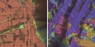 chicago map meme orientation maps show boston s charming and quaint