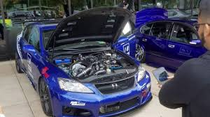 lexus isf hayward and scott rr racing supercharged isf revving youtube