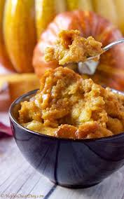 repost crockpot pumpkin bread pudding s day
