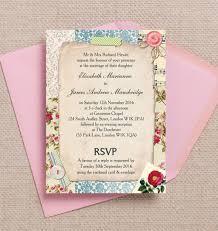 Rustic Vintage Wedding Invitations 17 Of The Best Printable Wedding Invitations Ever