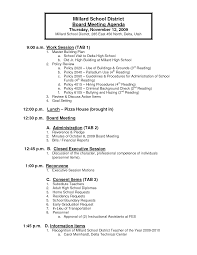 Informal Meeting Agenda Template by 10 Best Images Of Group Meeting Agenda Sample
