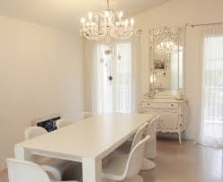 superb white dining table and chair shabby chic dining room