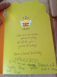 signing birthday cards merry x mas day party invite pictures