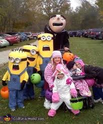despicable me family costume photo 2 4