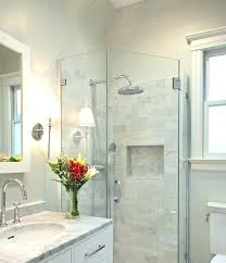 bathroom shower niche ideas bathroom niche sebastianwaldejer