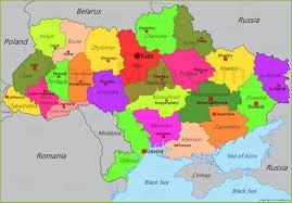 ukraine map ukraine map map of ukraine annamap