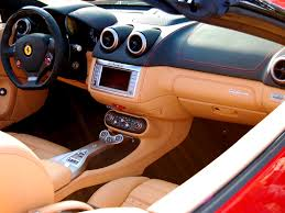 Ferrari California 2009 - 2010 ferrari california dash by partywave on deviantart