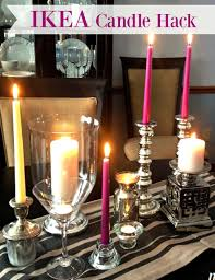 Hack Design This Home Ikea Candles Hack U2022 Must Love Home