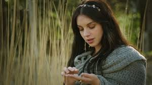 reign tv show hair beads mary queen of scots was born on december 8 1542 daughter of