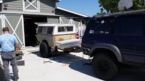 Utility Bed Trailer 70 U0027s Datsun Pickup Bed Camping Offroad Utility Trailer Ih8mud Forum