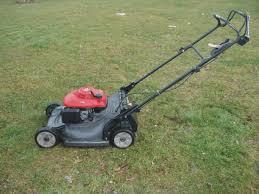 why lawn mower wont start