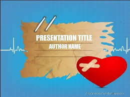 cardiac powerpoint templates archives demplates