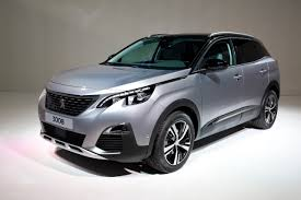 peugeot suv 2016 vwvortex com 2017 peugeot 3008 revealed reimagined in its