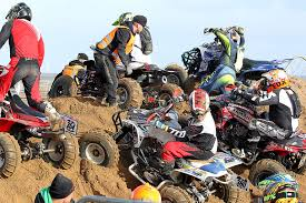 sidecar motocross racing watson wins in skegness motohead