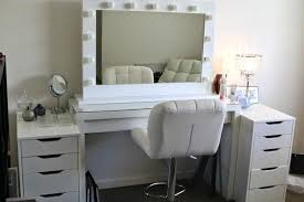 white contemporary dressing table contemporary vanity table furniture makeup vanity set white wood