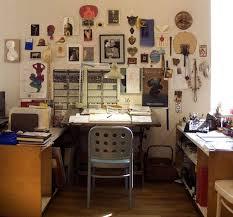 Studio Trends Desk by 19 Artist U0027s Studios And Workspace Interior Design Ideas