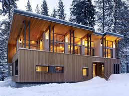 modern cabin style house plans cabin and lodge
