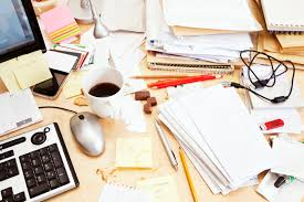 Office Desk Work 20 Tips For A More Organized Office Workplace Partners