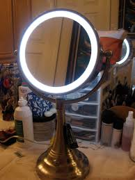 Costco Vanity Mirror With Lights Beauty Talk With Alexie Rae Lights Camera Bad Makeup