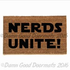 welcome game over doormat damn good doormats